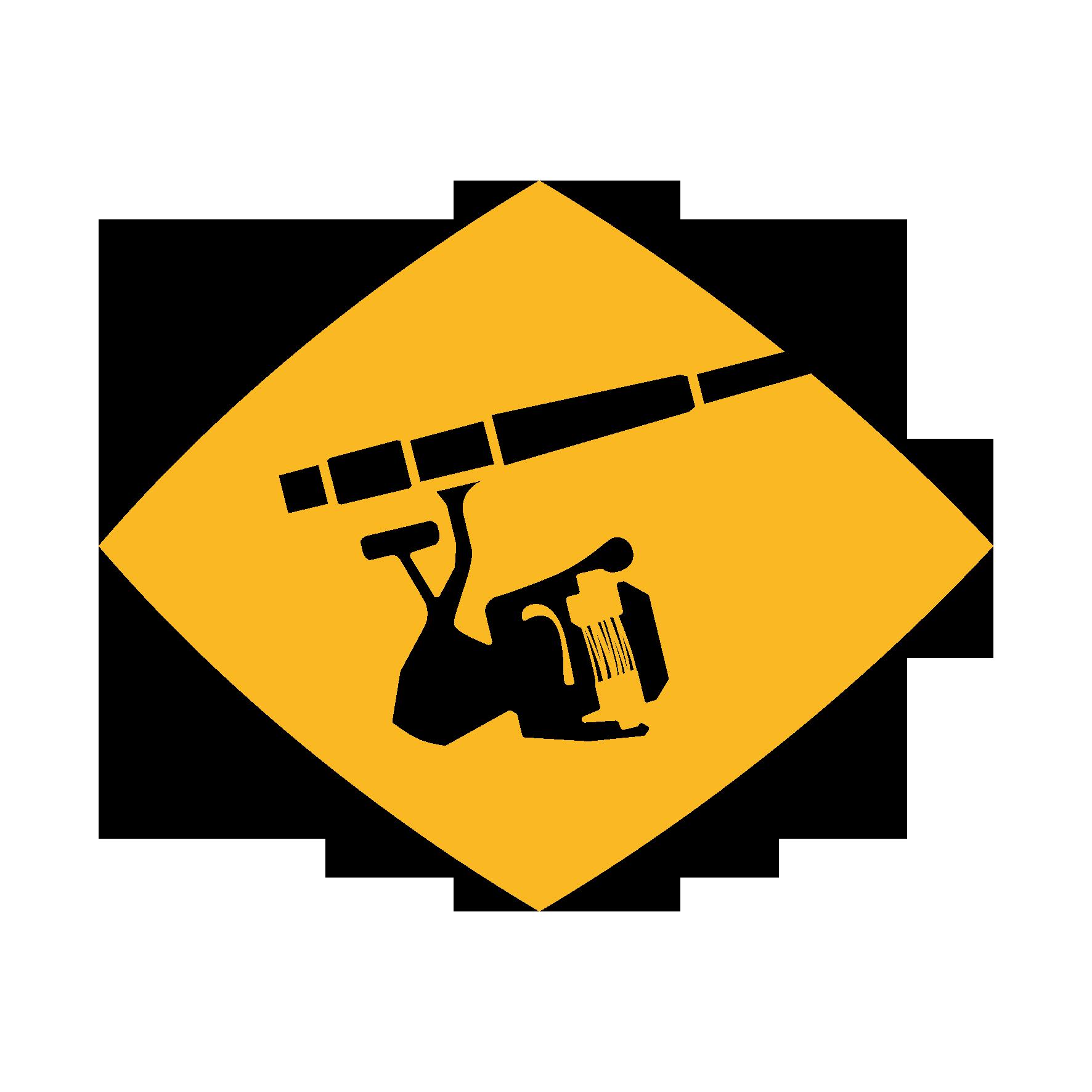 picto moulinet jaune