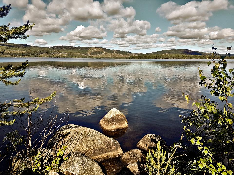 La pêche en Laponie suédoise à Lappland Pro Natur