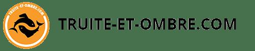 Logo du site truite et ombre, assist hook et leurre Smith